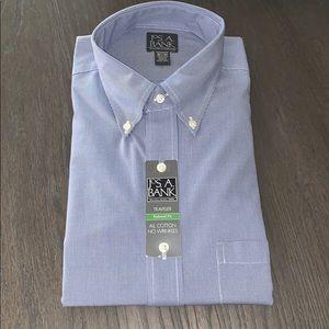 NEW Jos. A. Bank travelers collection dress shirt